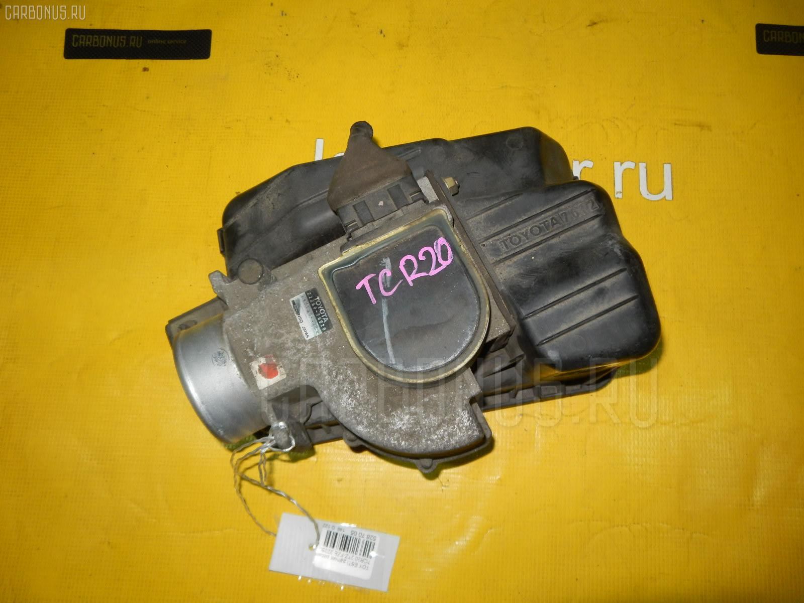 Датчик расхода воздуха TOYOTA ESTIMA EMINA TCR11G 2TZ-FE. Фото 6