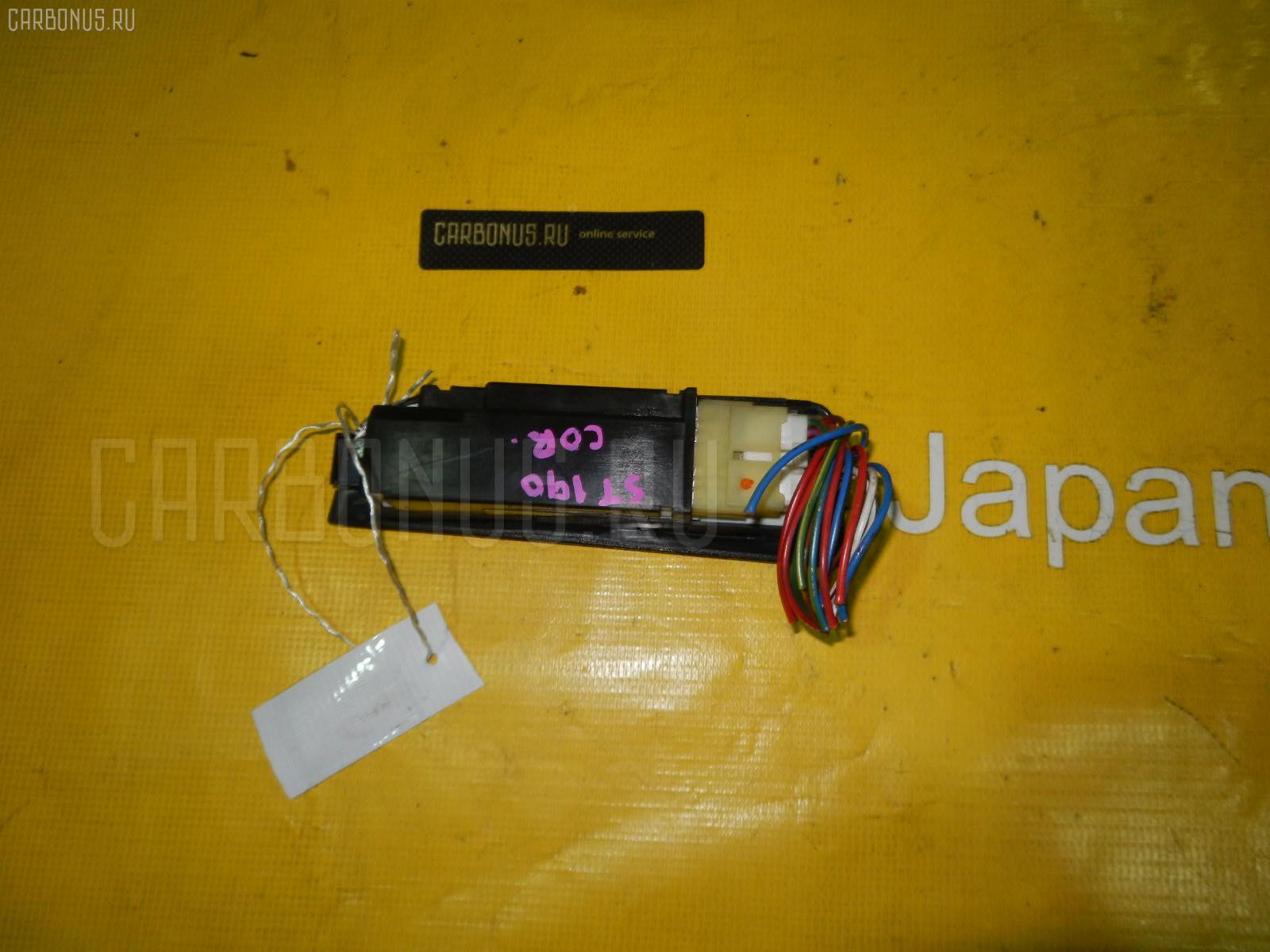 Блок упр-я стеклоподъемниками TOYOTA CORONA ST190. Фото 10