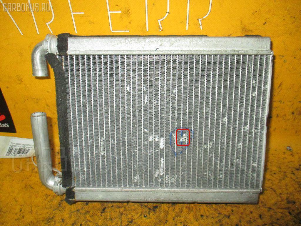 Радиатор печки TOYOTA NOAH AZR60 1AZ-FSE Фото 2