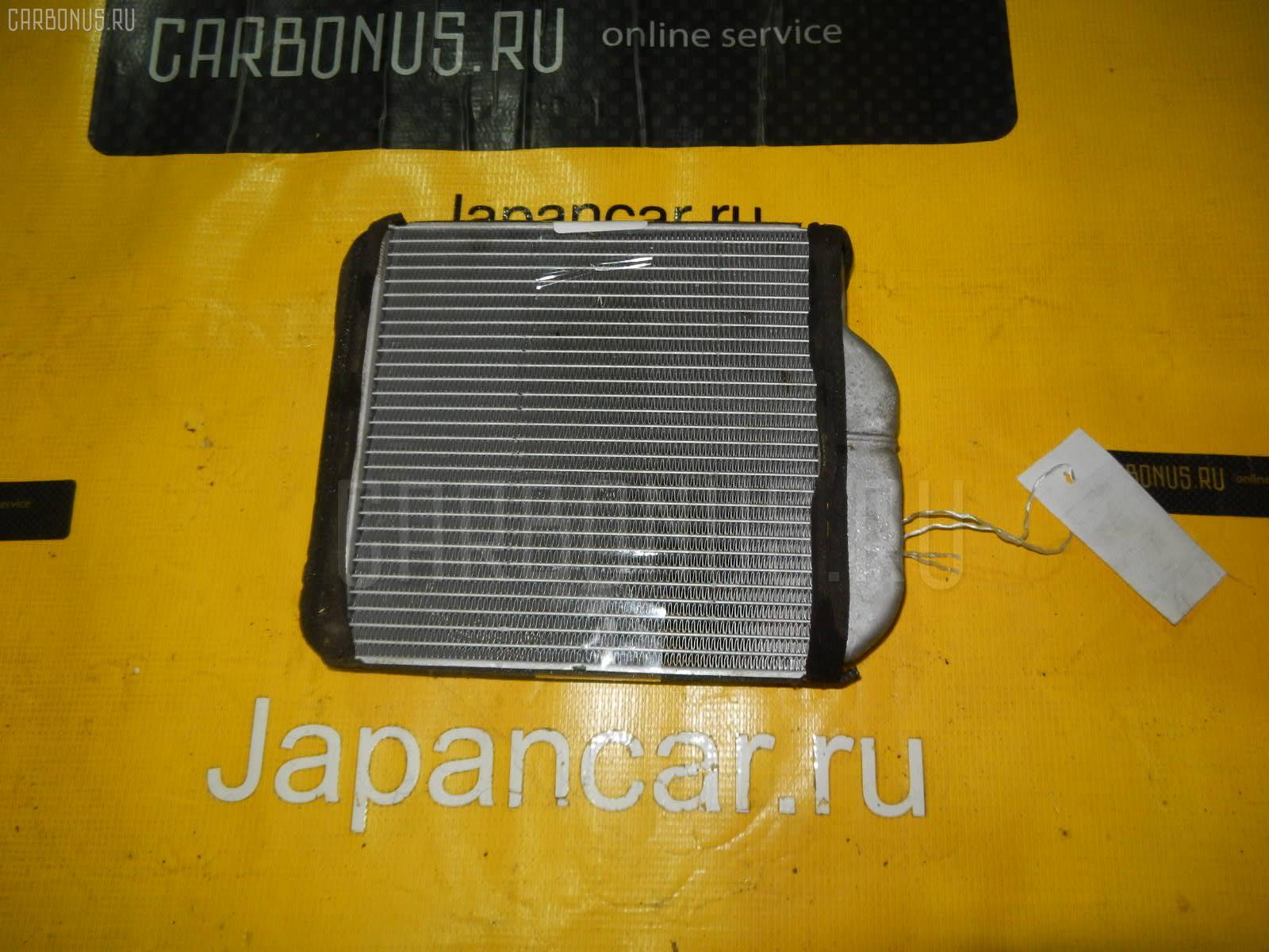 Радиатор печки TOYOTA CORONA PREMIO AT210 4A-FE. Фото 2