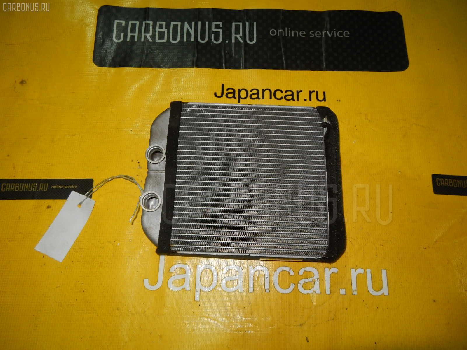 Радиатор печки TOYOTA CORONA PREMIO AT210 4A-FE. Фото 3