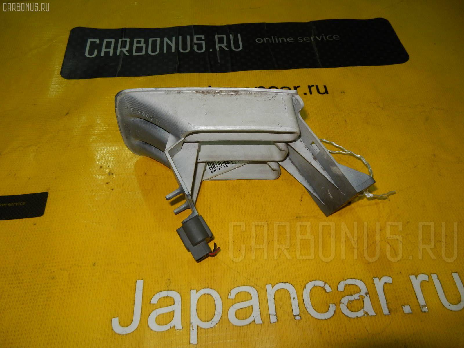 Решетка бамперная MITSUBISHI CHARIOT GRANDIS N84W Фото 1
