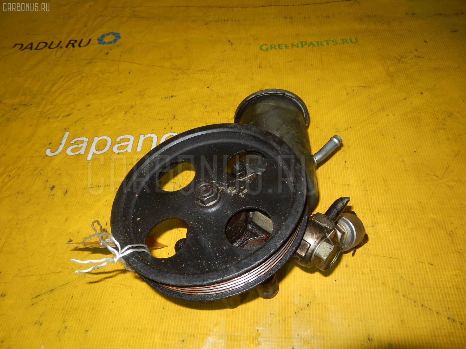Гидроусилителя насос TOYOTA CHASER JZX100 1JZ-GE. Фото 11
