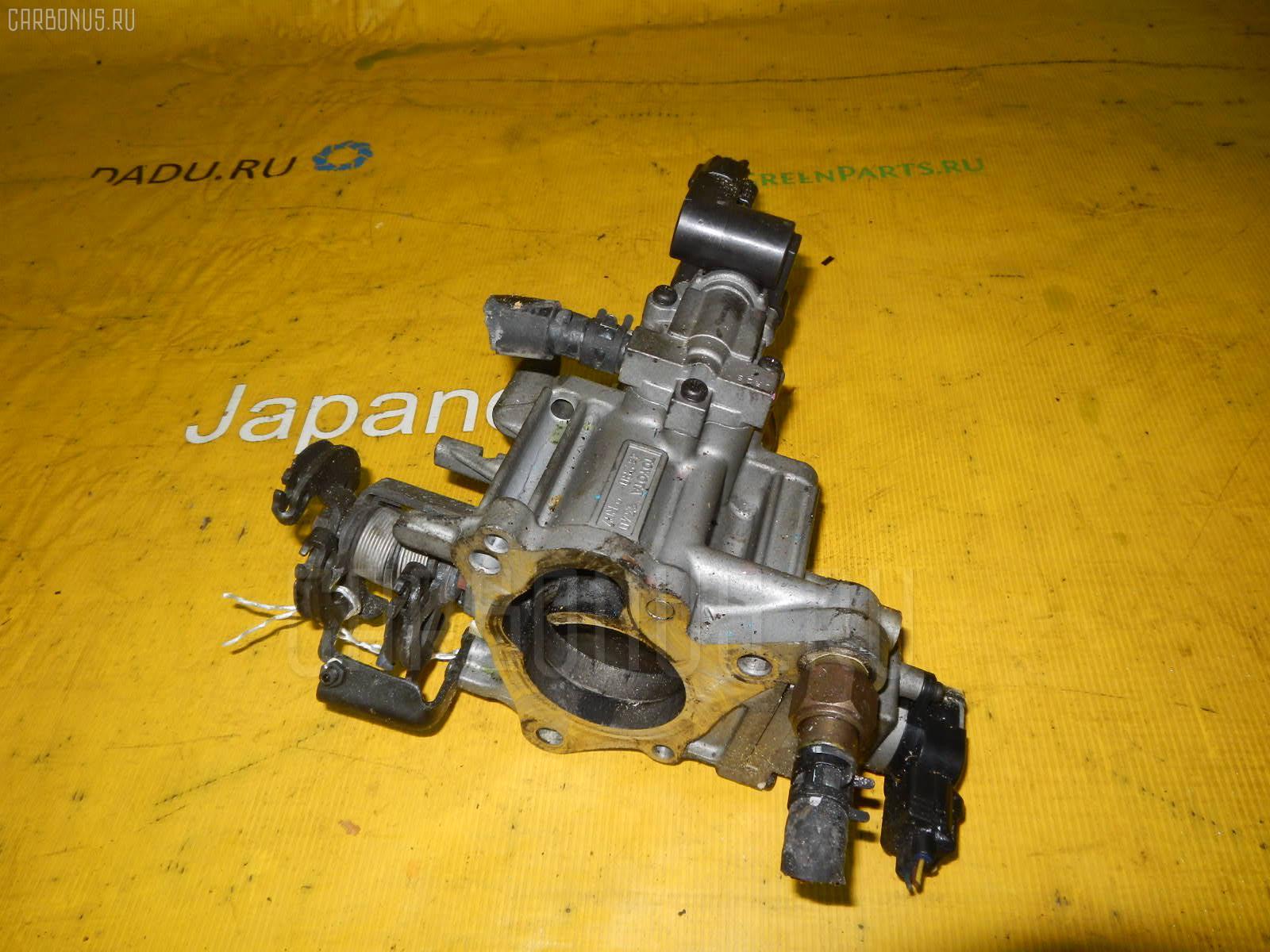Дроссельная заслонка TOYOTA CROWN JZS151 1JZ-GE. Фото 2