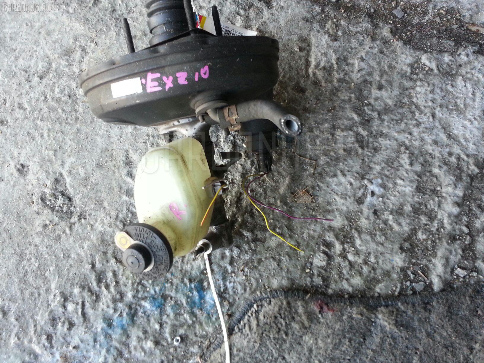 Главный тормозной цилиндр TOYOTA RAUM EXZ10 5E-FE Фото 1