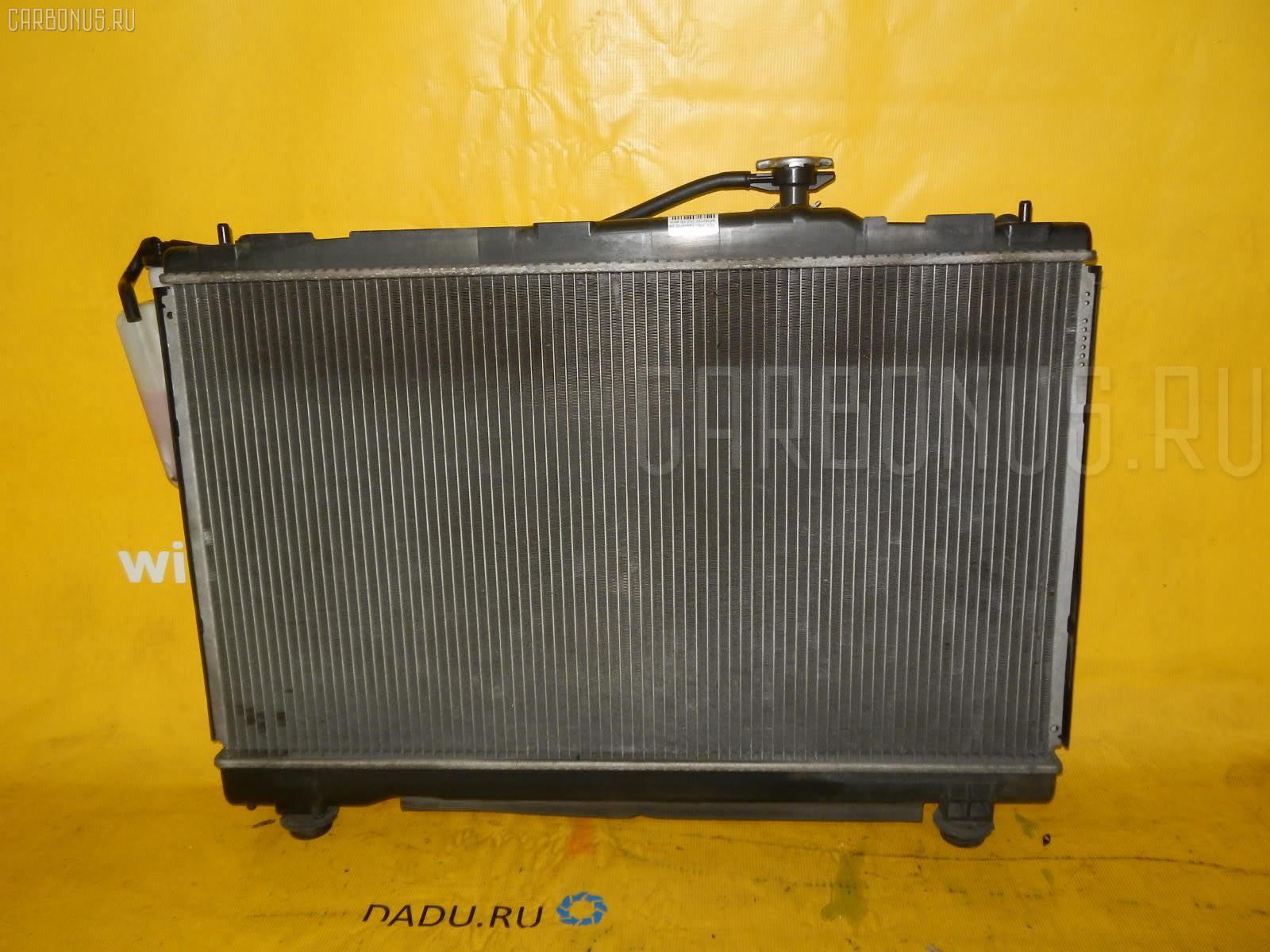 Радиатор ДВС TOYOTA IPSUM ACM21W 2AZ-FE. Фото 4