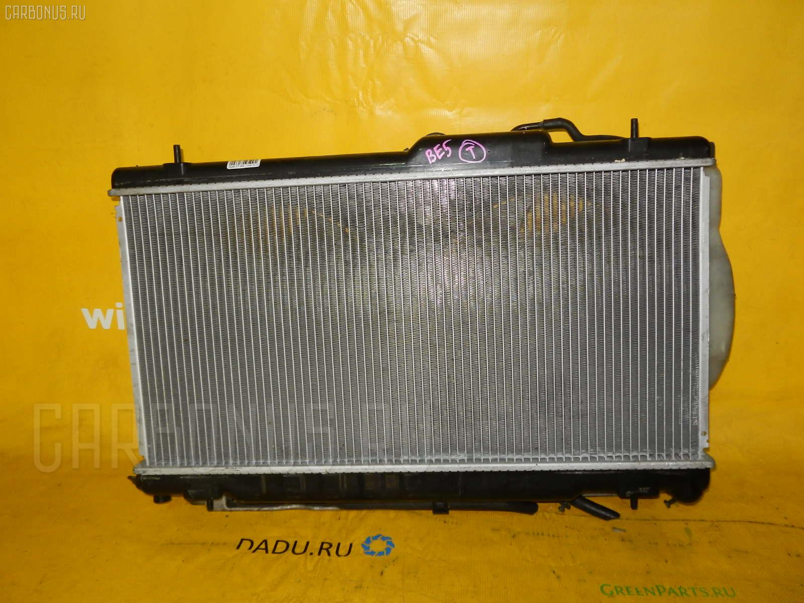 Радиатор ДВС SUBARU LEGACY B4 BE5 EJ20-TT Фото 2