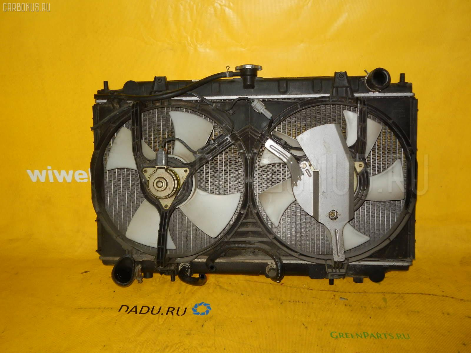 Радиатор ДВС NISSAN PRIMERA P11 SR18DE. Фото 2