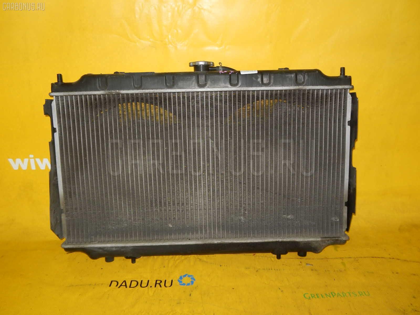 Радиатор ДВС NISSAN PRIMERA P11 SR18DE. Фото 3