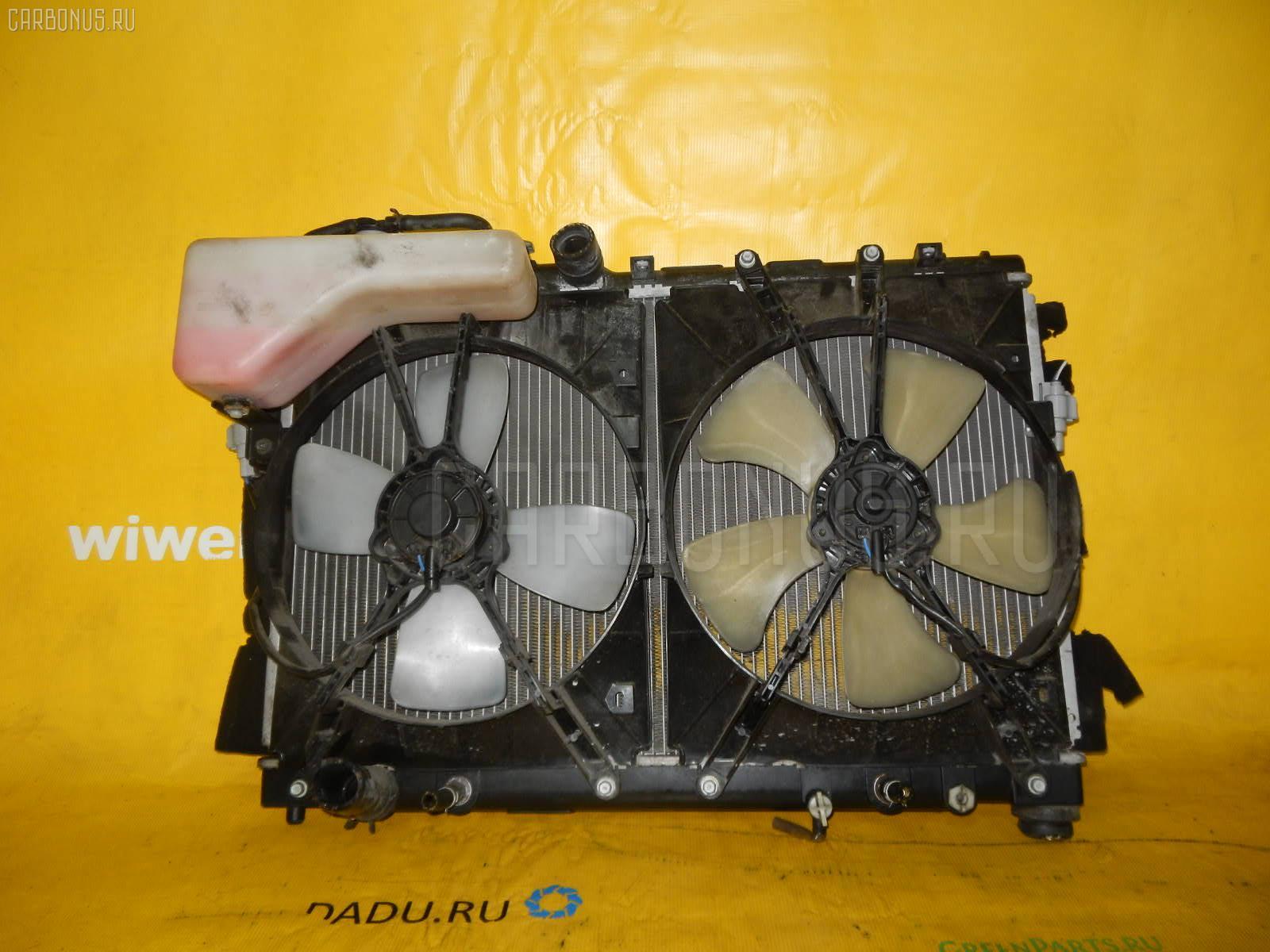 Радиатор ДВС TOYOTA CHASER SX100 4S-FE. Фото 3