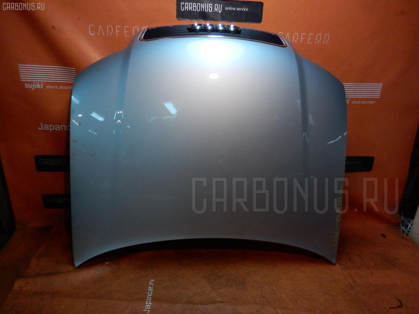 Капот Audi A4 avant 8EALT Фото 1
