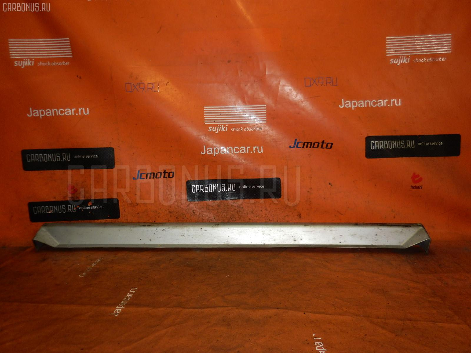 Порог кузова пластиковый ( обвес ) MITSUBISHI RVR N64WG. Фото 4