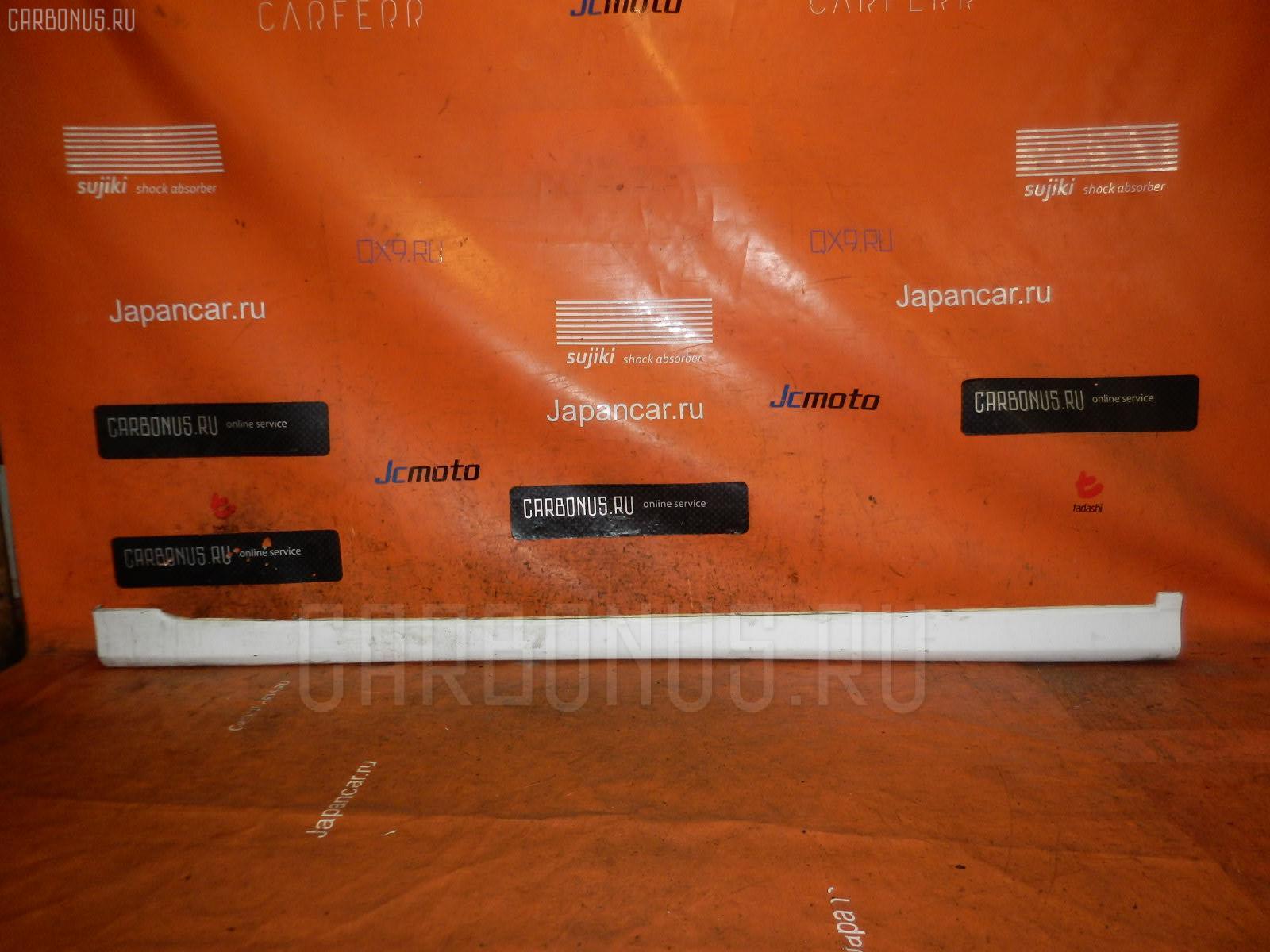 Порог кузова пластиковый ( обвес ) SUBARU LEGACY WAGON BH9 Фото 1