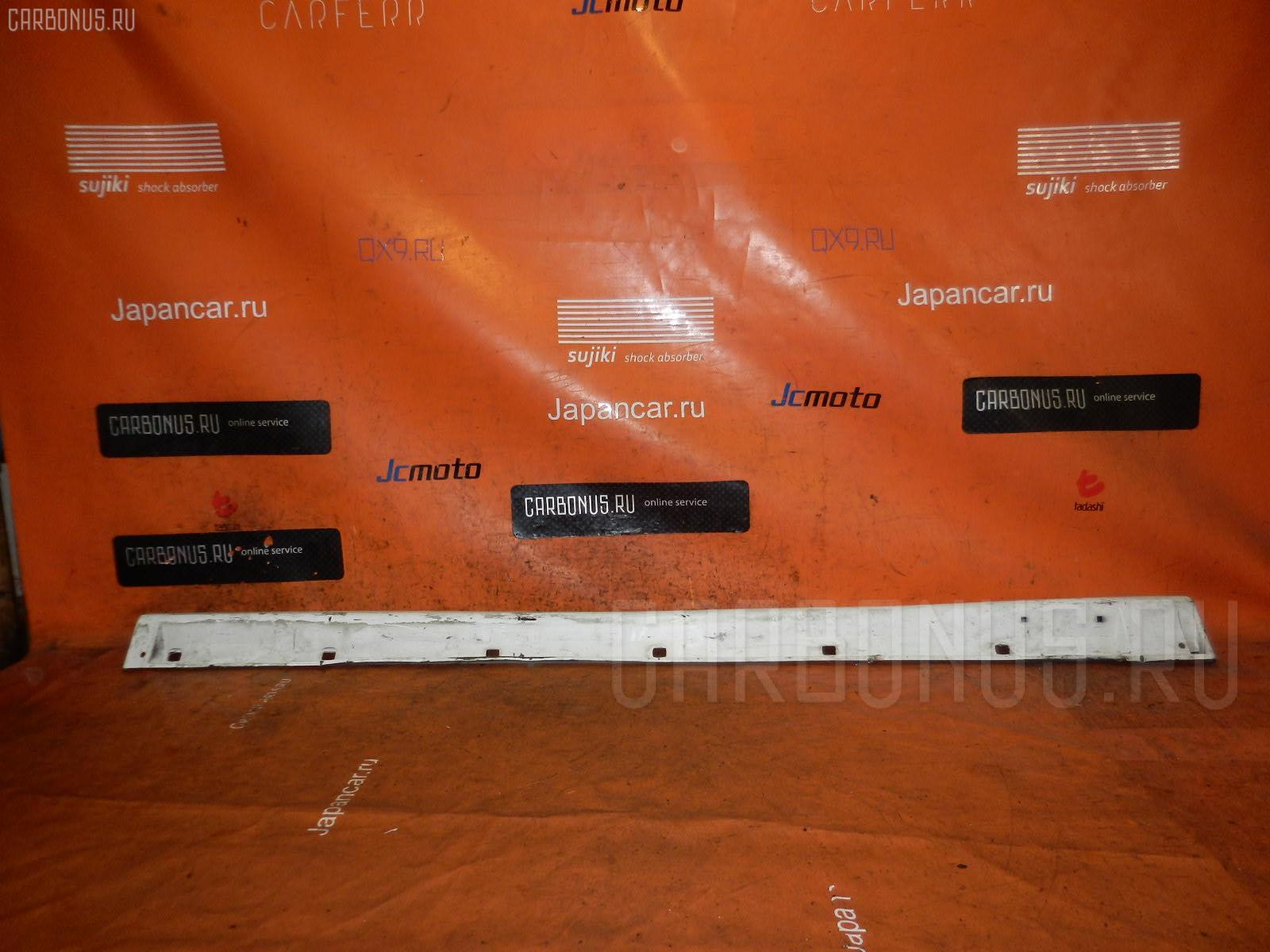 Порог кузова пластиковый ( обвес ) SUBARU LEGACY WAGON BH9 Фото 3