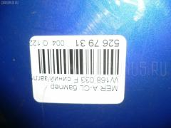 Бампер MERCEDES-BENZ A-CLASS W168.033 Фото 6