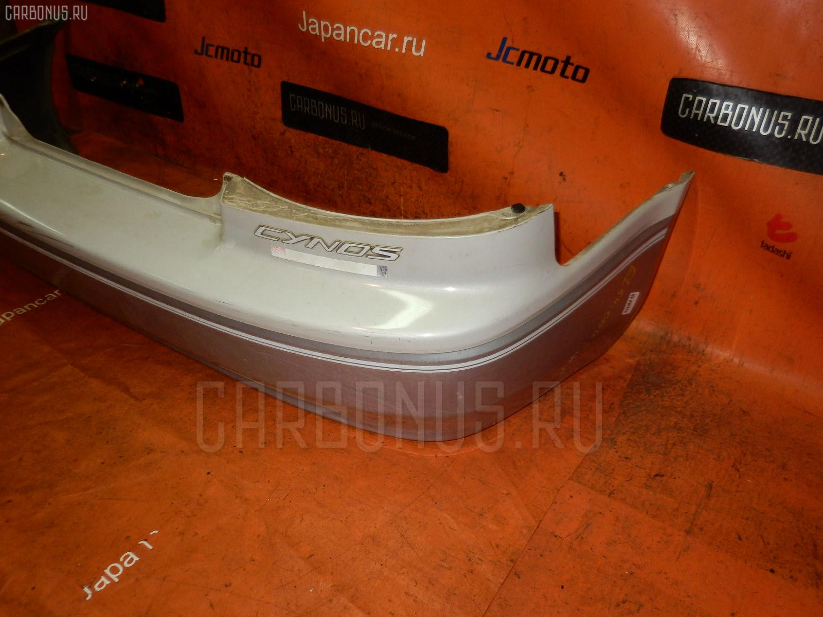 Бампер TOYOTA CYNOS EL54. Фото 4