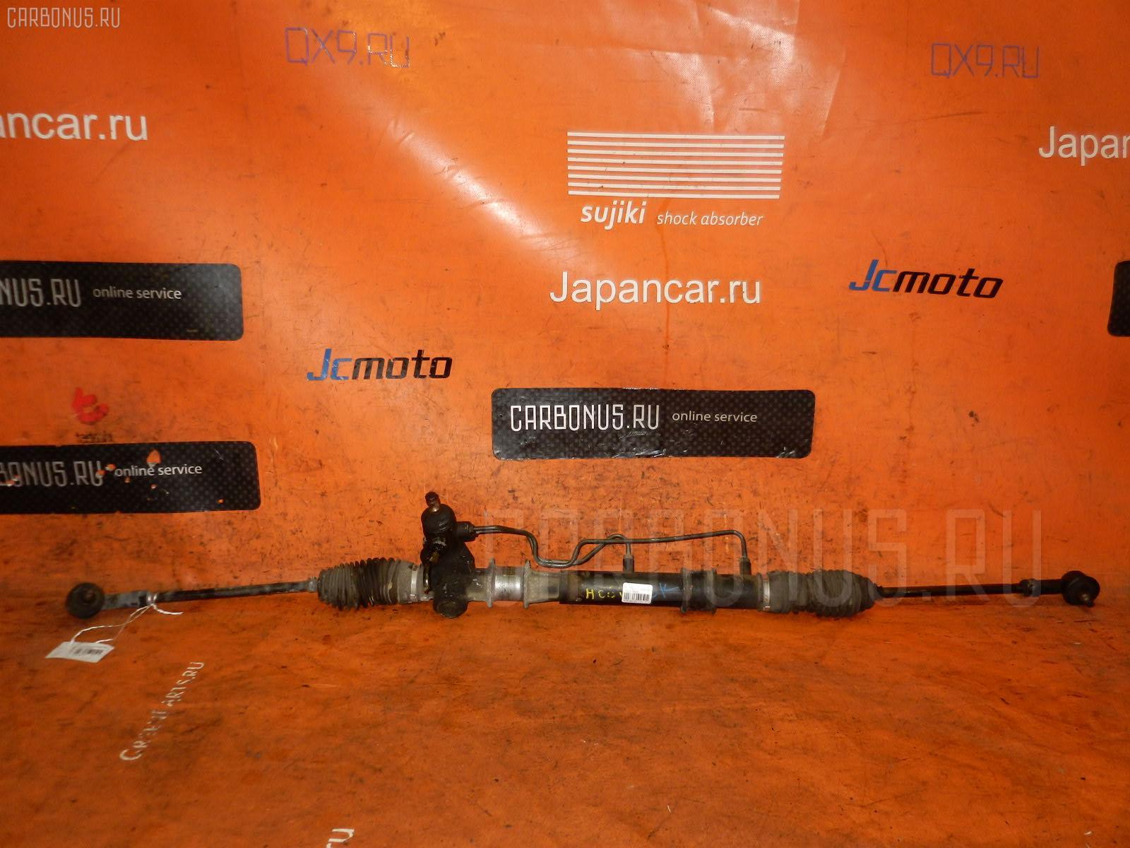 Рулевая рейка MITSUBISHI PAJERO IO H66W 4G93 Фото 2