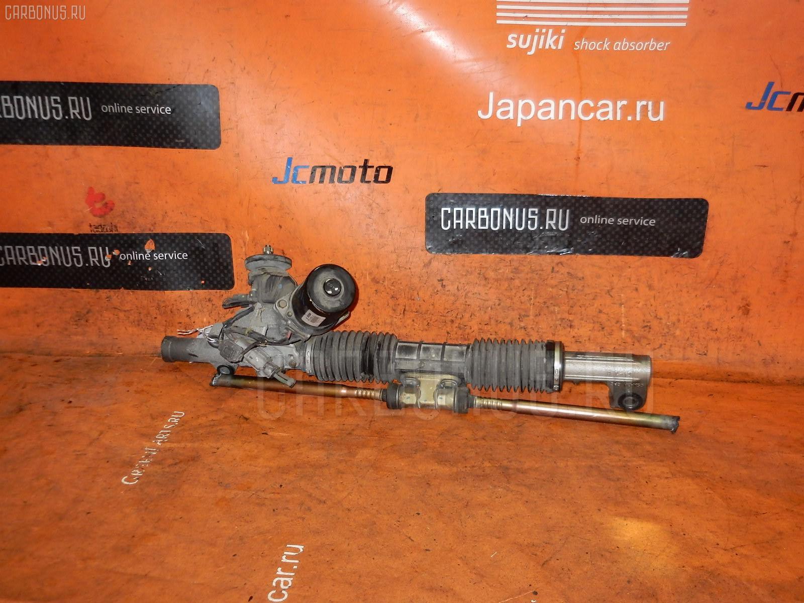 Рулевая рейка HONDA CIVIC EU3 D17A. Фото 3