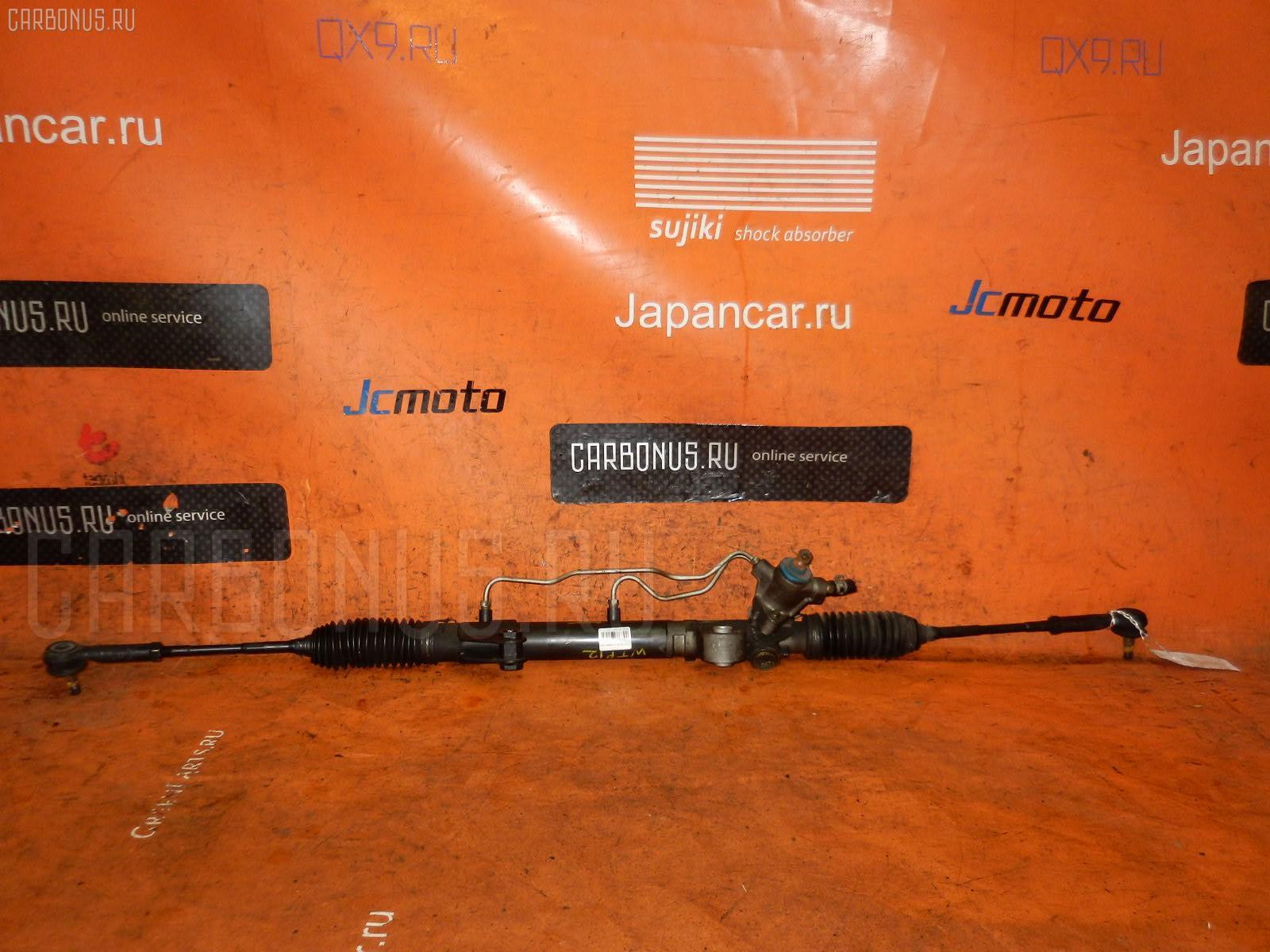 Рулевая рейка NISSAN PRIMERA WAGON WTP12 QR20DE. Фото 10
