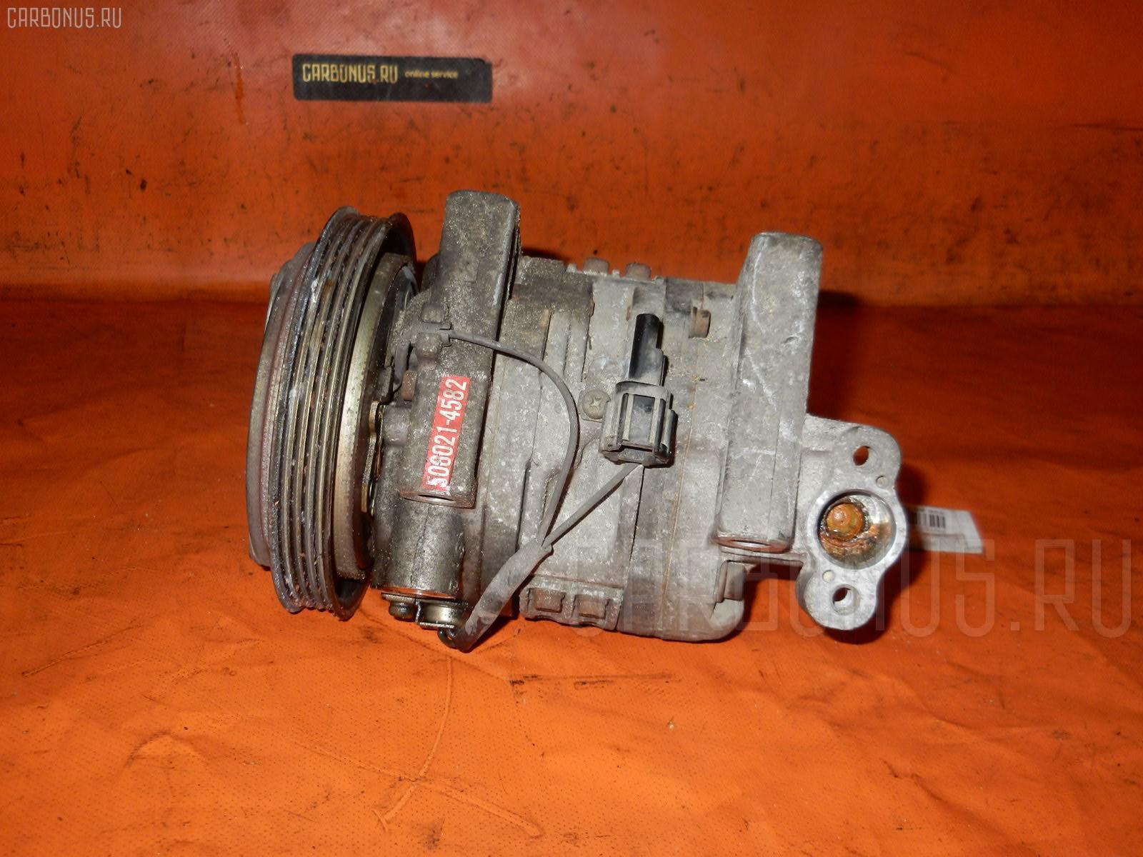 Компрессор кондиционера NISSAN PULSAR FN15 GA15DE. Фото 1