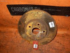 Тормозной диск TOYOTA ARISTO JZS161 2JZ-GTE Фото 1