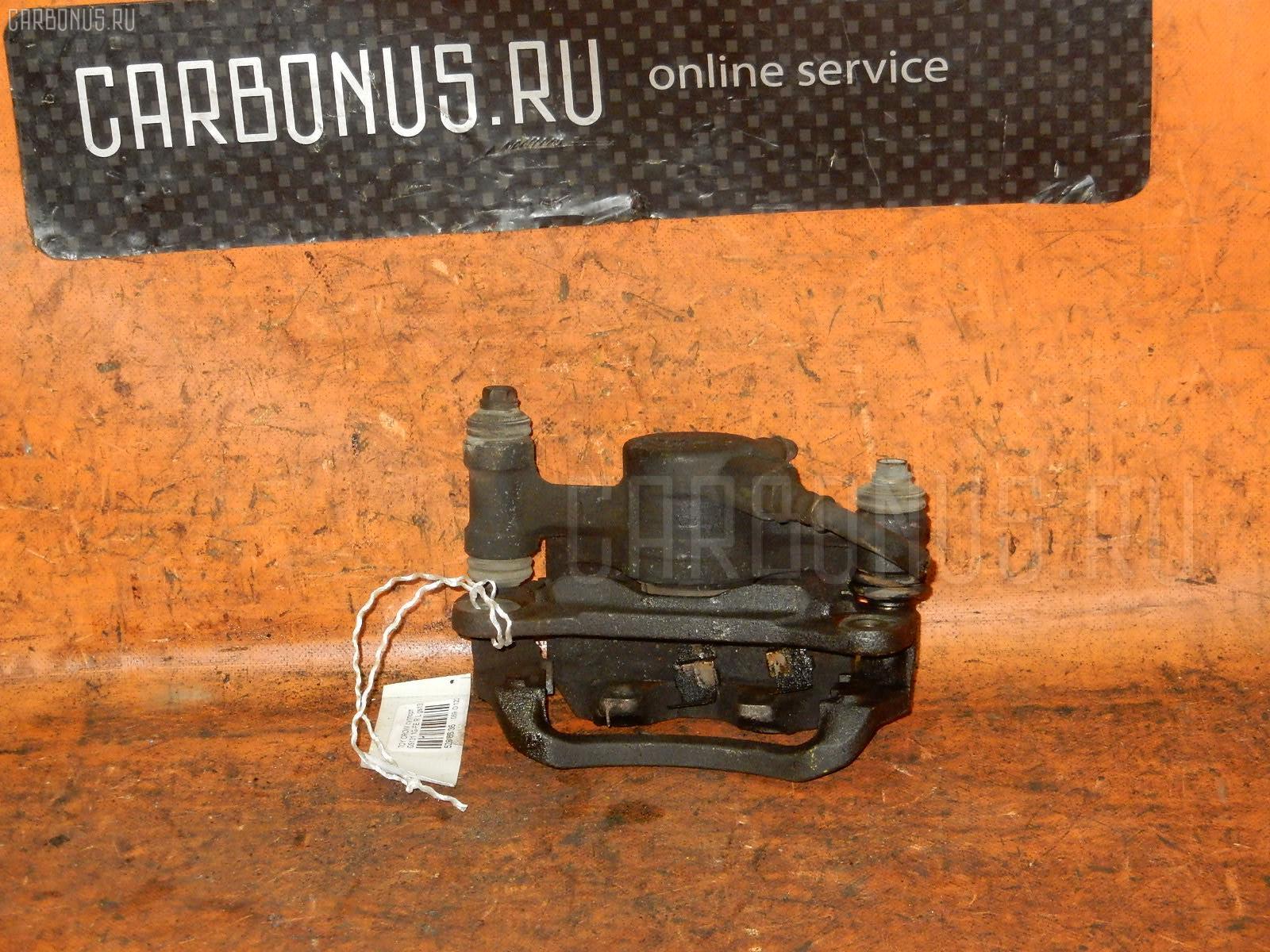 Суппорт TOYOTA CROWN GS131 1G-FE. Фото 2