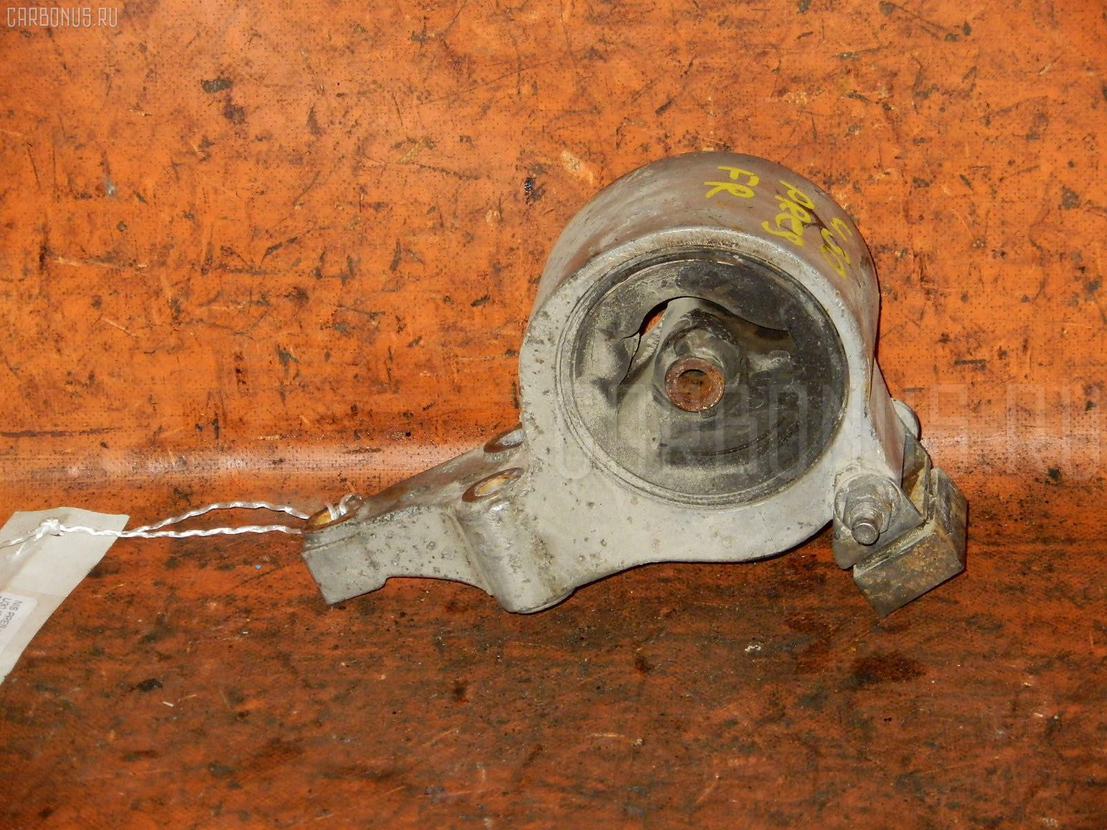 Подушка двигателя NISSAN PRESAGE U30 KA24DE. Фото 1
