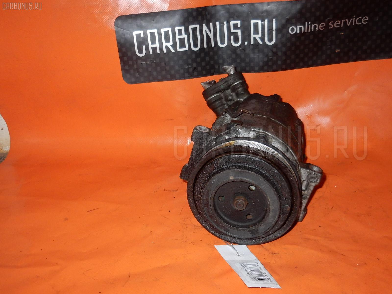 Компрессор кондиционера SUBARU TRAVIQ XM220S Z22 Фото 1