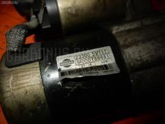 Стартер Nissan Presage U30 KA24DE Фото 4