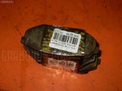Тормозные колодки Mitsubishi Pajero mini H56A 4A30 Фото 1