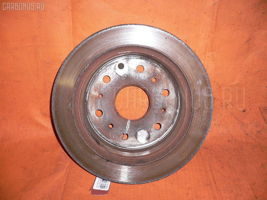 Тормозной диск TOYOTA GRAND HIACE VCH10W 5VZ-FE. Фото 4