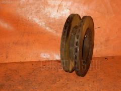 Тормозной диск Fiat Coupe 175 175A1000 Фото 1