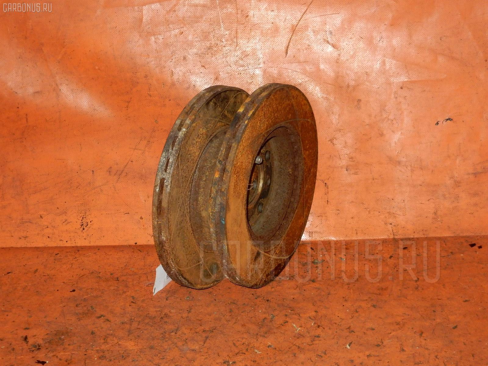 Тормозной диск FIAT PUNTO 188 183A1000 Фото 2