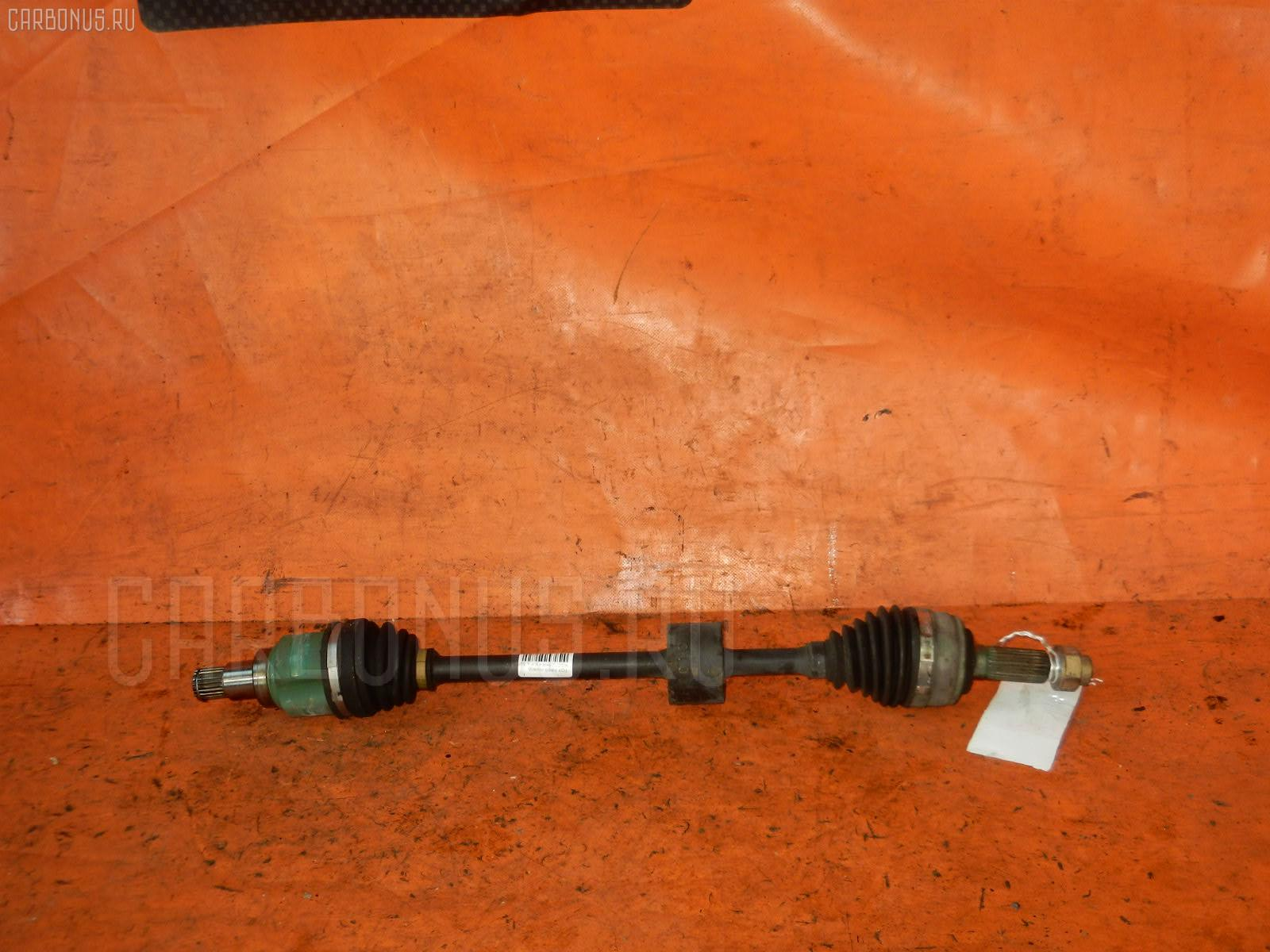 Привод TOYOTA PASSO KGC10 1KR-FE. Фото 8