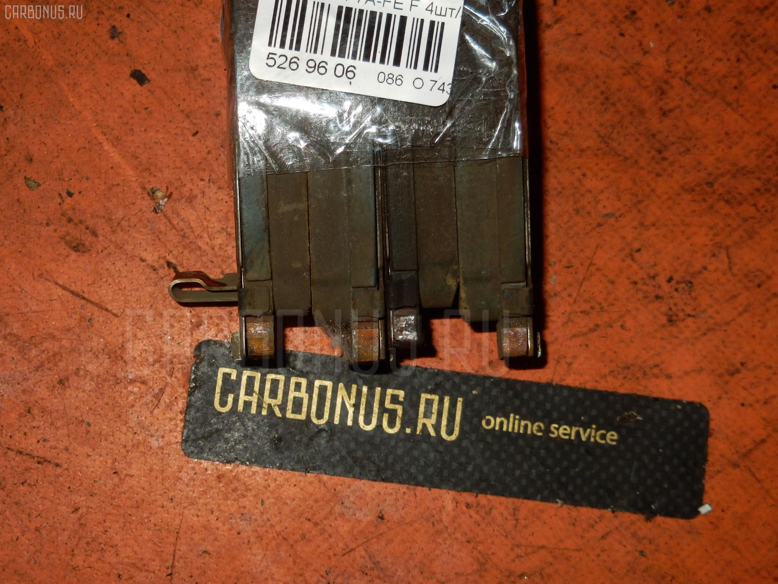 Тормозные колодки TOYOTA CARINA AT211 7A-FE. Фото 7