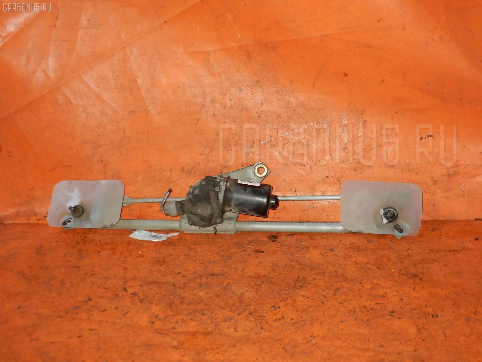 Мотор привода дворников TOYOTA CARINA AT211. Фото 3