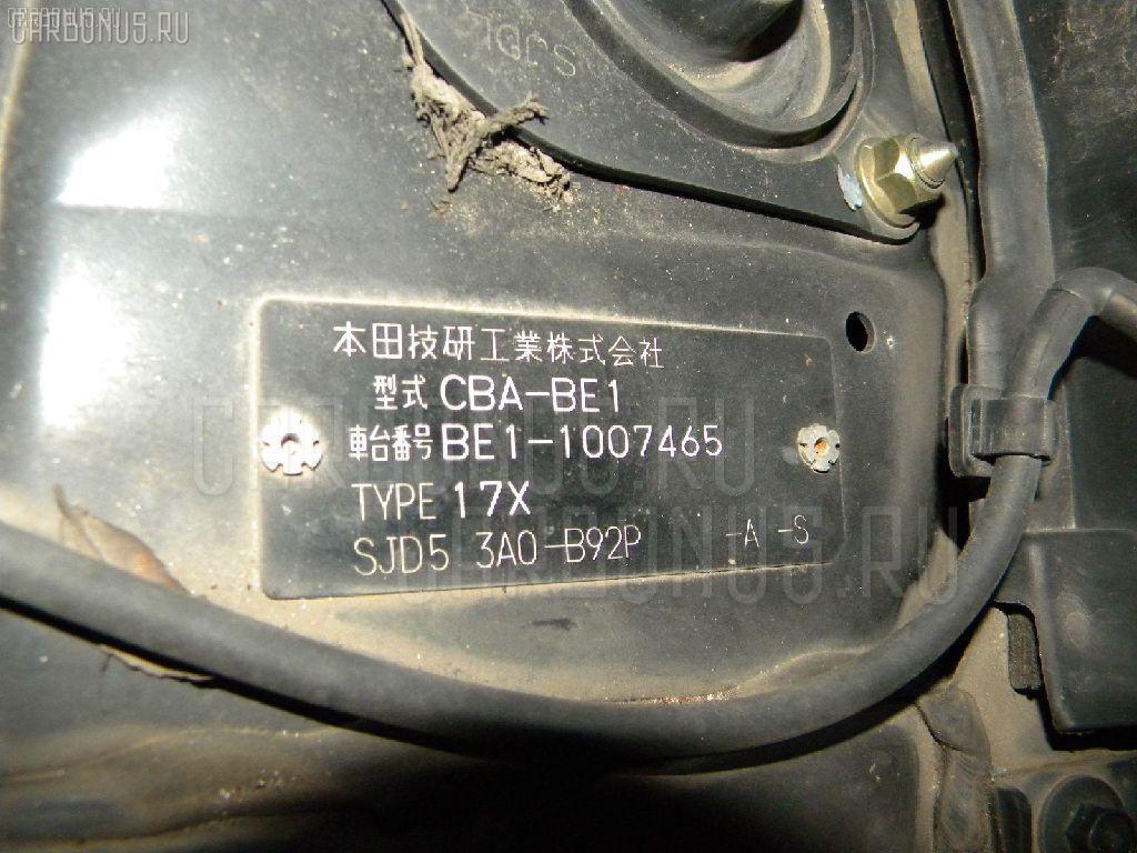 Кожух рулевой колонки HONDA EDIX BE1 Фото 3