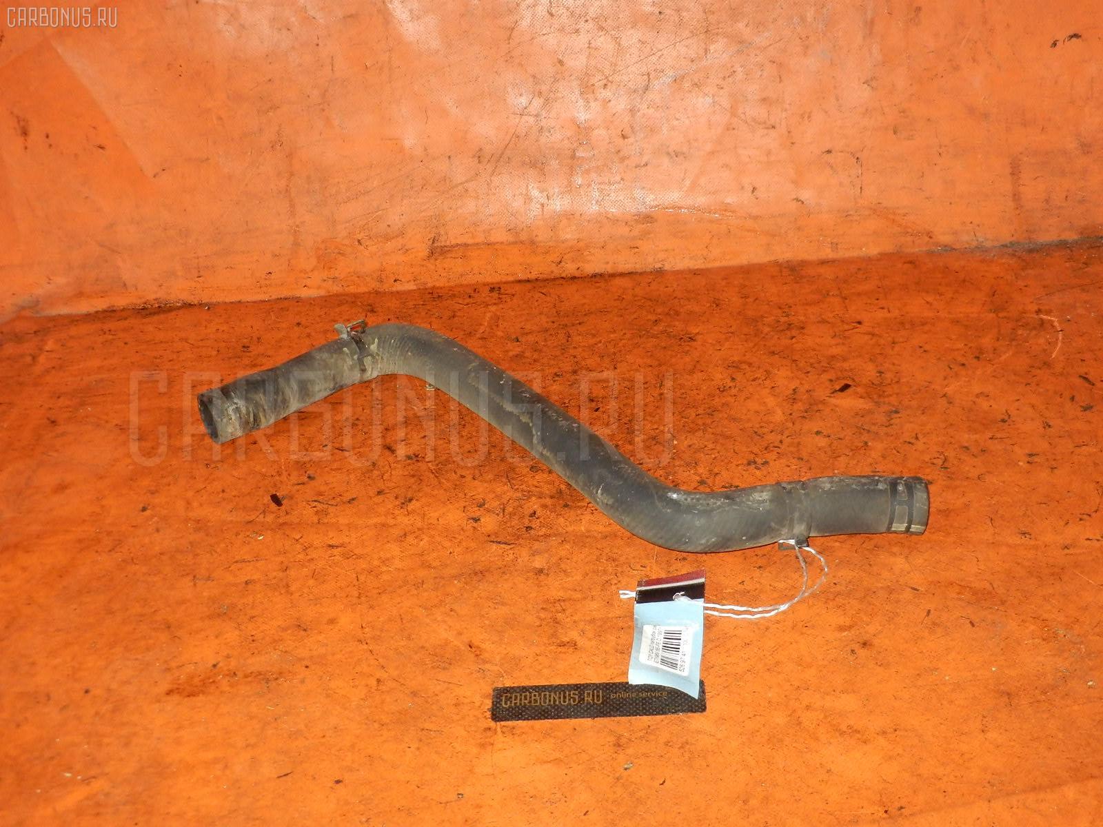 Патрубок радиатора ДВС Toyota Caldina ET196V 5E-FE Фото 1
