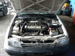 Патрубок радиатора ДВС Toyota Caldina ET196V 5E-FE Фото 3