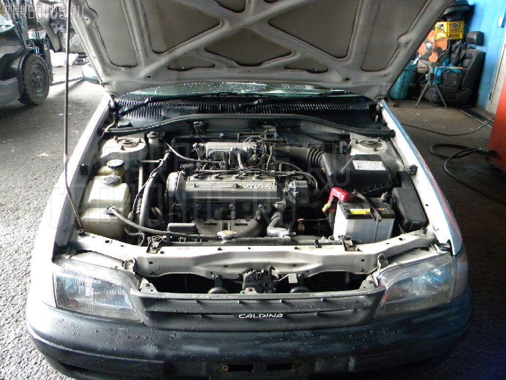 Подушка двигателя TOYOTA CALDINA ET196V 5E-FE Фото 3
