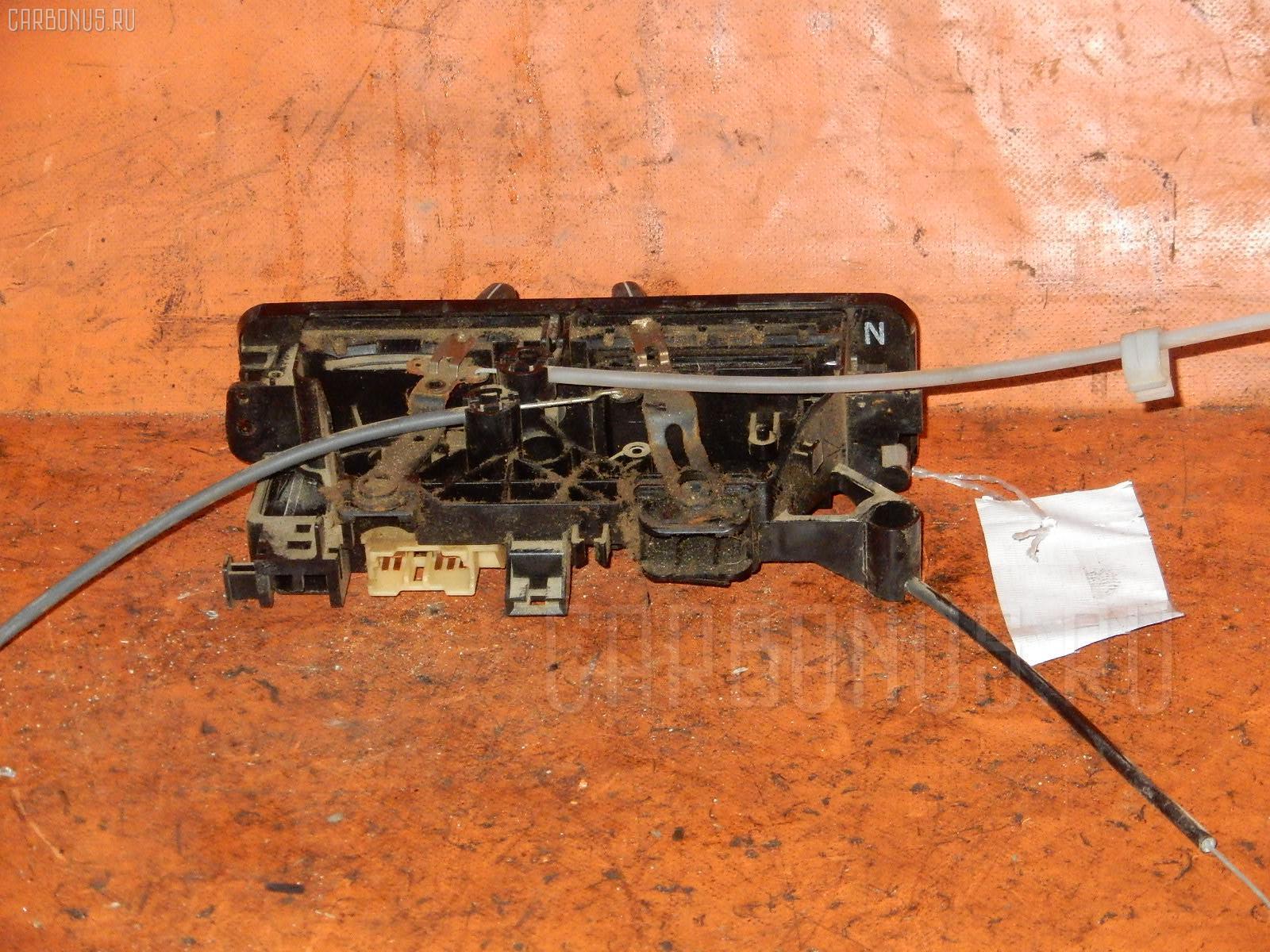 Блок управления климатконтроля TOYOTA CALDINA ET196V 5E-FE. Фото 3