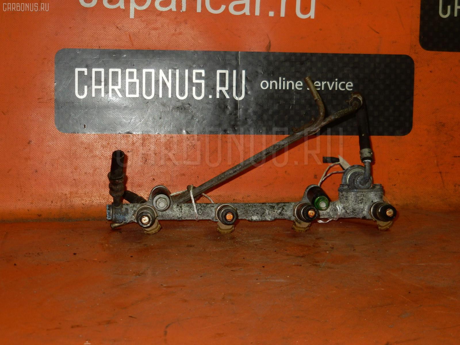Форсунка инжекторная TOYOTA CARINA AT212 5A-FE. Фото 2