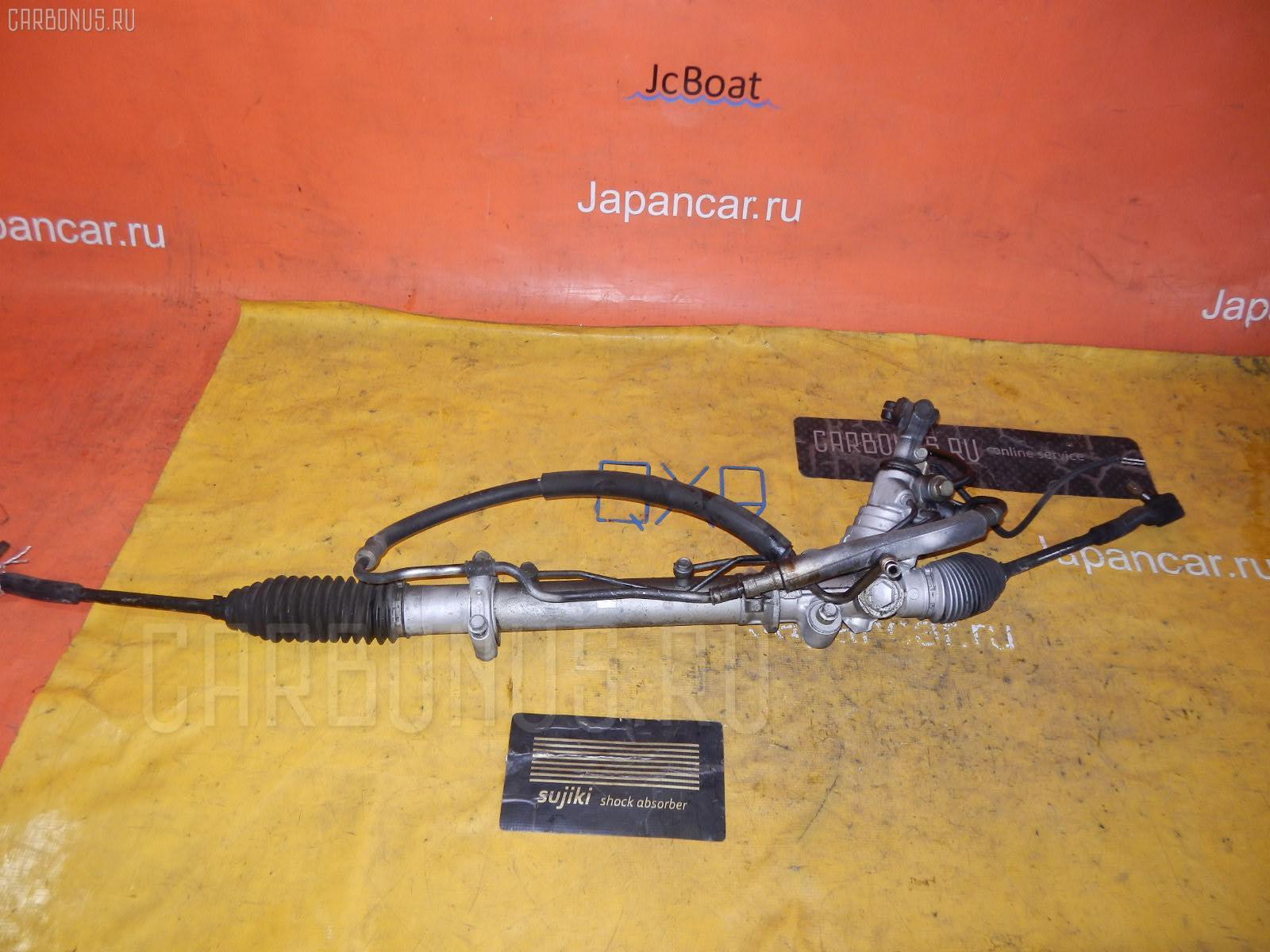 Рулевая рейка TOYOTA MARK II JZX90 1JZ-GE. Фото 10