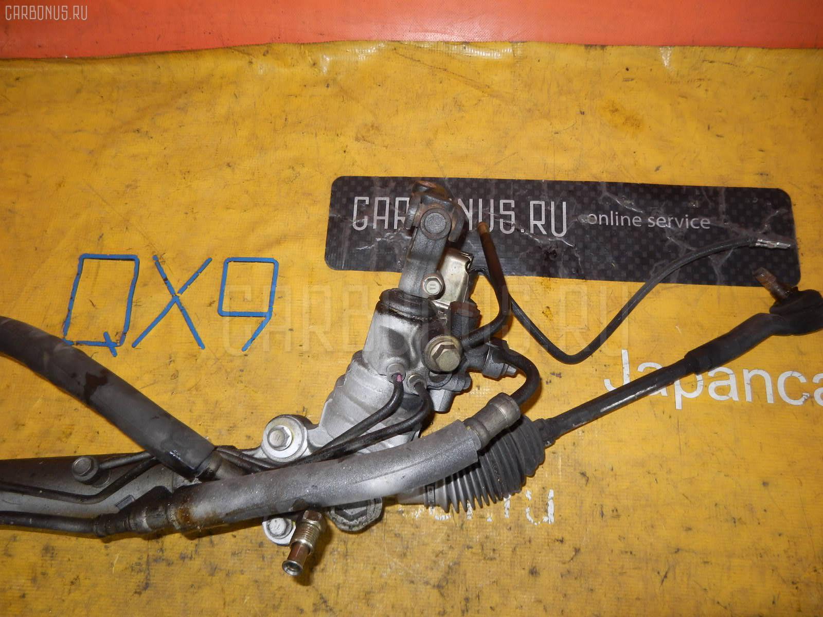 Рулевая рейка TOYOTA MARK II JZX90 1JZ-GE. Фото 9