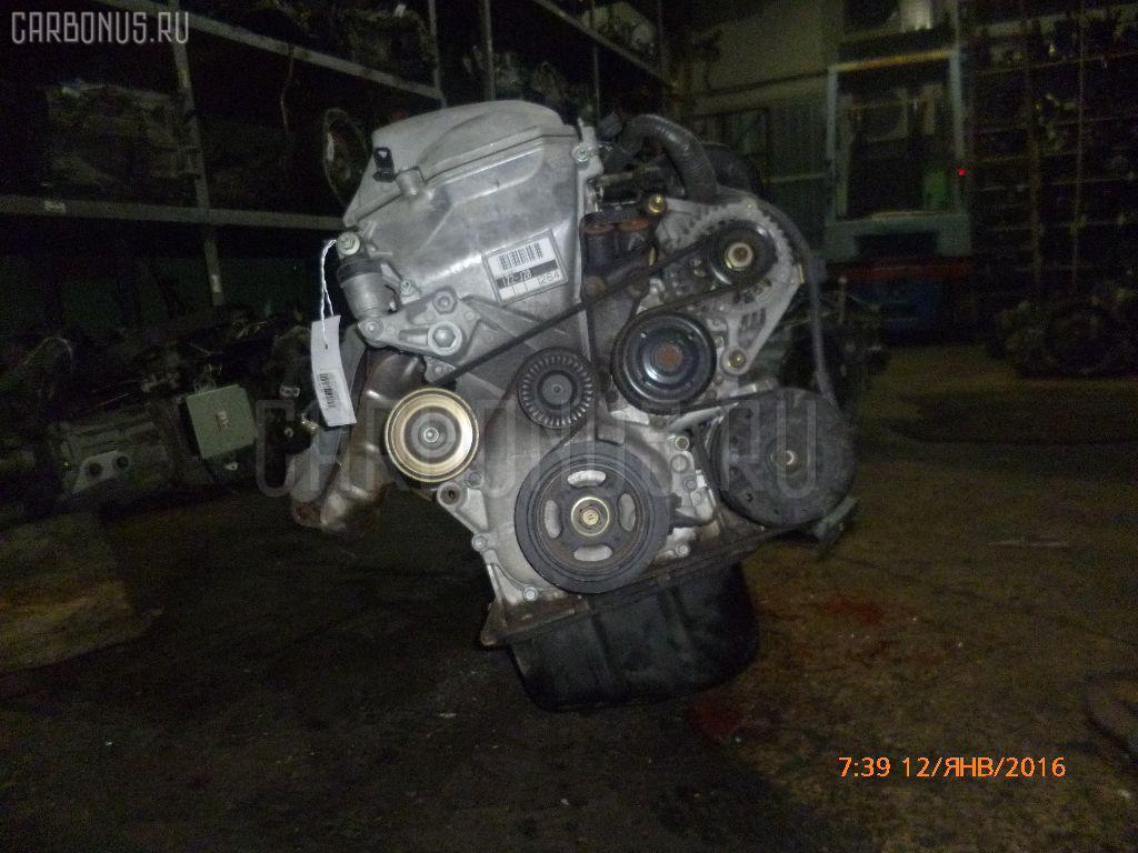 Двигатель TOYOTA WISH ZNE10G 1ZZ-FE. Фото 2