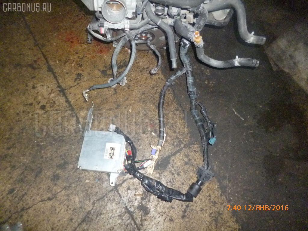 Двигатель TOYOTA WISH ZNE10G 1ZZ-FE. Фото 4