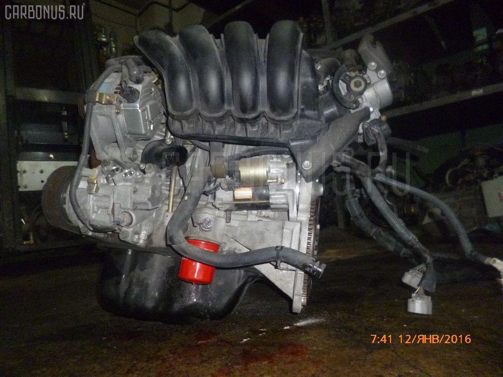 Двигатель TOYOTA WISH ZNE10G 1ZZ-FE. Фото 6