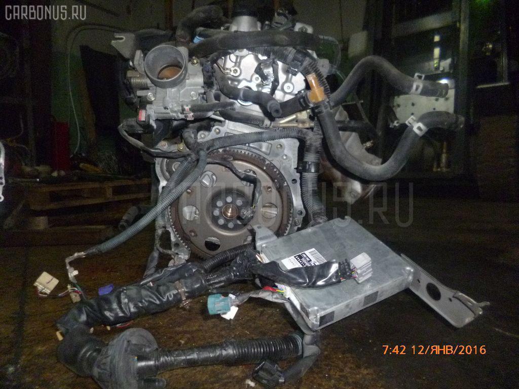 Двигатель TOYOTA WISH ZNE10G 1ZZ-FE. Фото 9