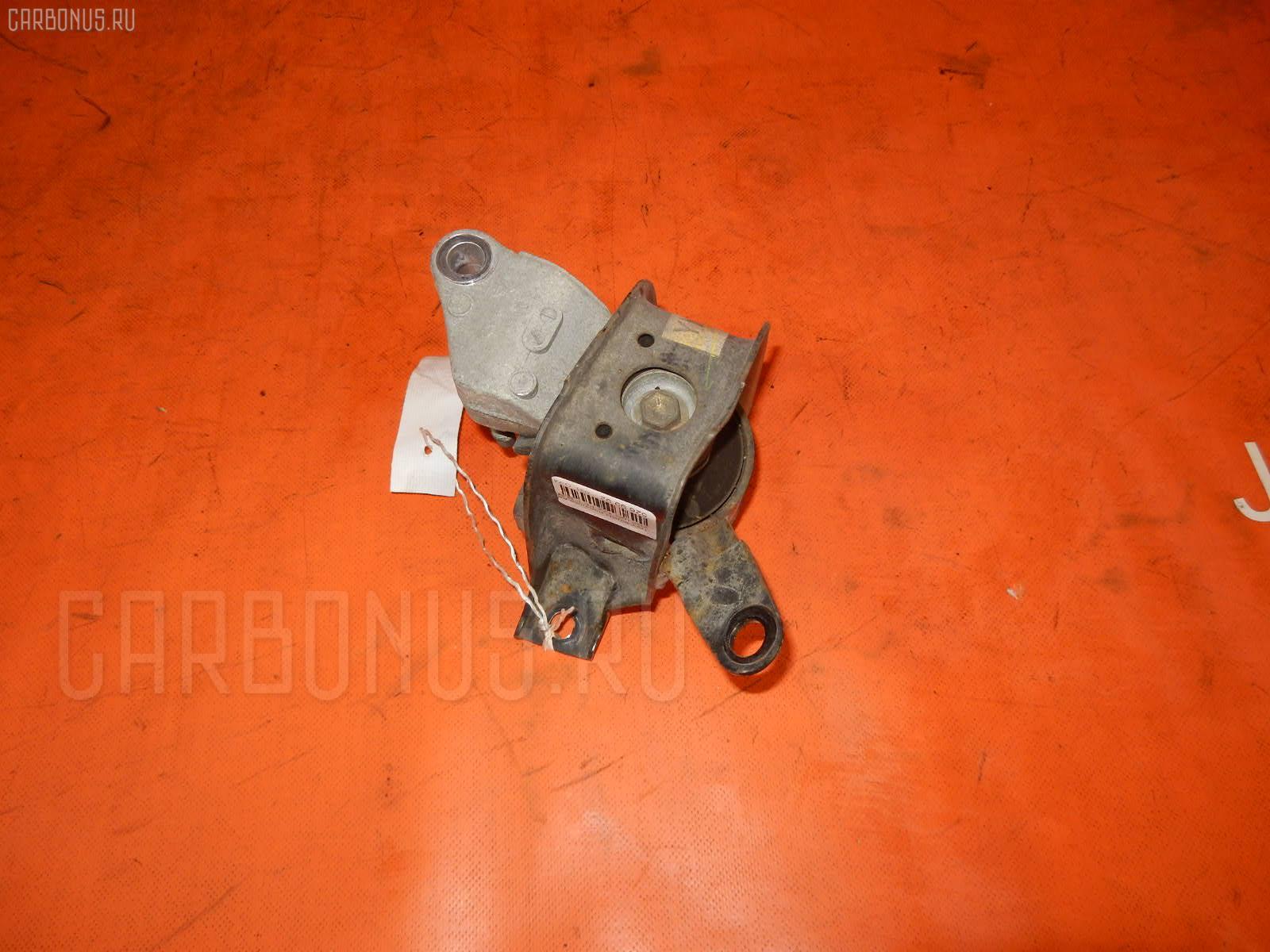 Подушка двигателя TOYOTA WISH ZNE10G 1ZZ-FE. Фото 2
