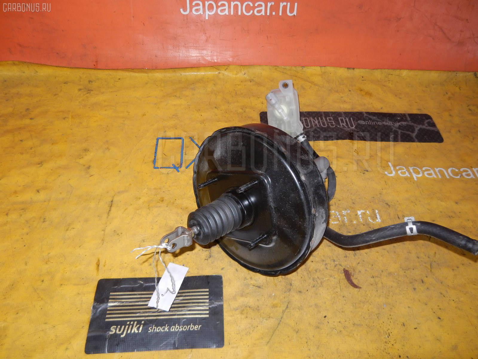Главный тормозной цилиндр TOYOTA WISH ZNE10G 1ZZ-FE Фото 1